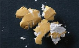 photo of crushed OxyContin